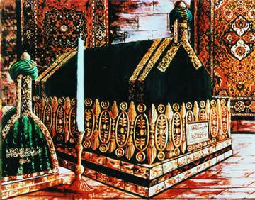 قبر النبي محمد صلى الله عليه وسلم Yarab